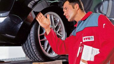 Änderungsabnahme, Eintragung, Fahrzeugprüfung