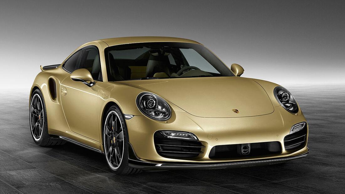 Aerokit Porsche 911 Turbo und 911 Turbo S