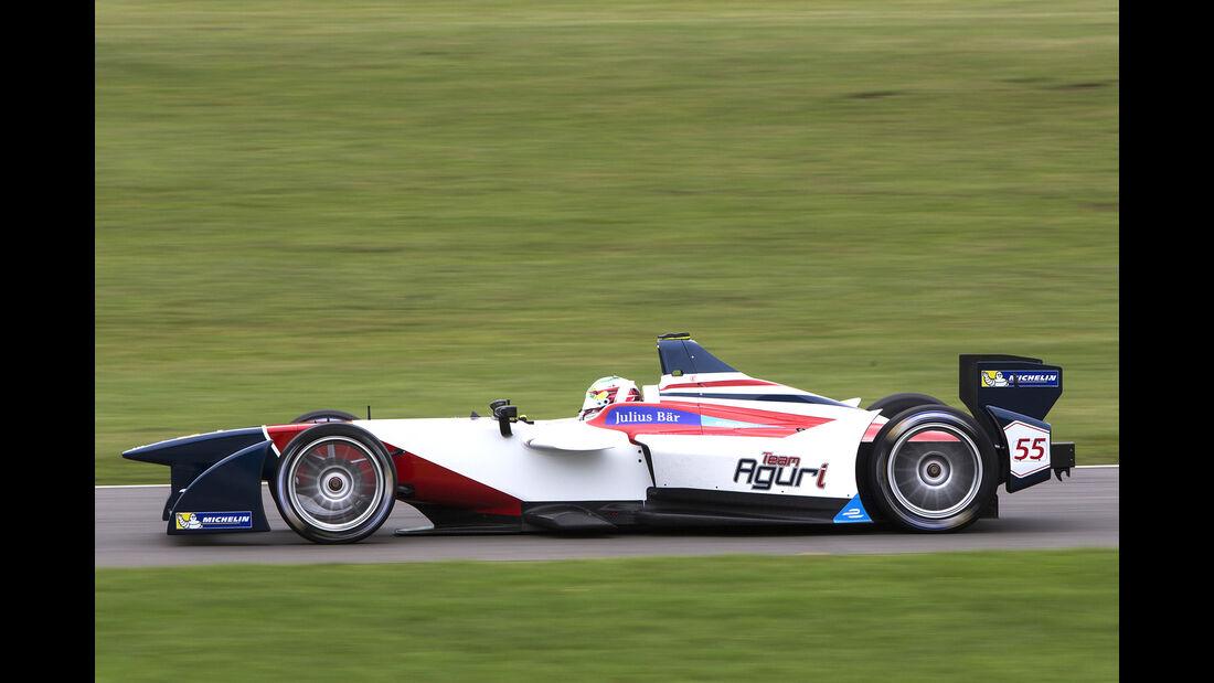 Aguri - Formel E 2015