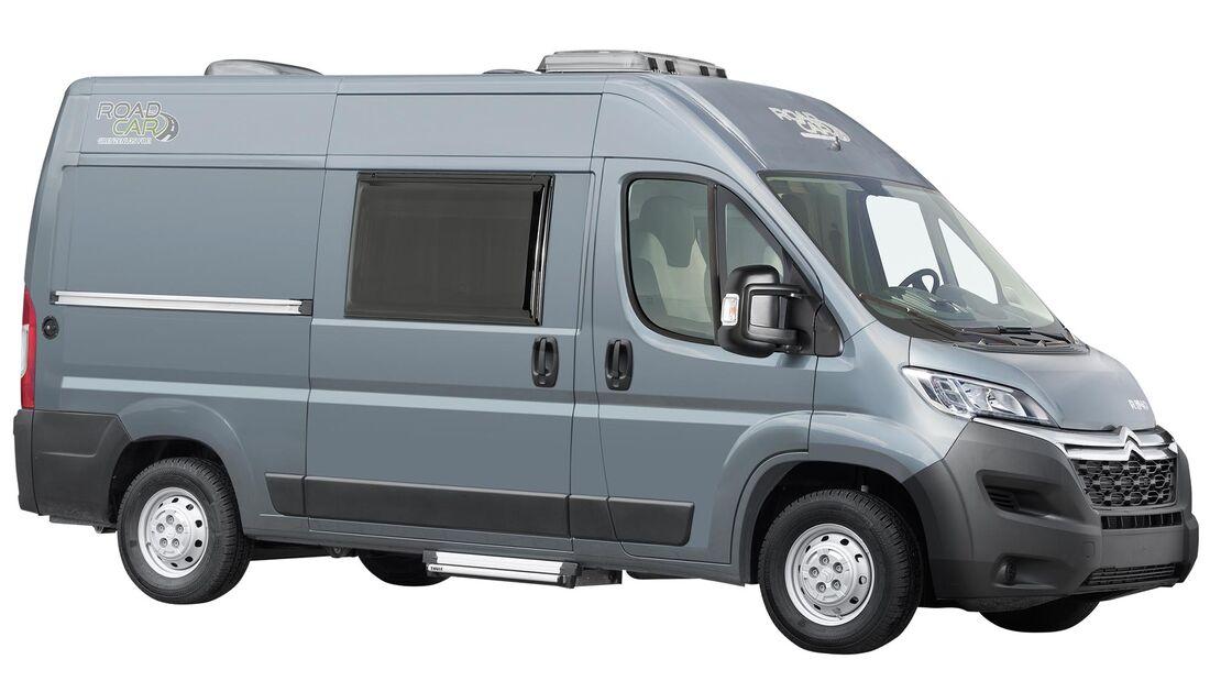 Ahorn Camp Van 550 Sun Edition (2021)