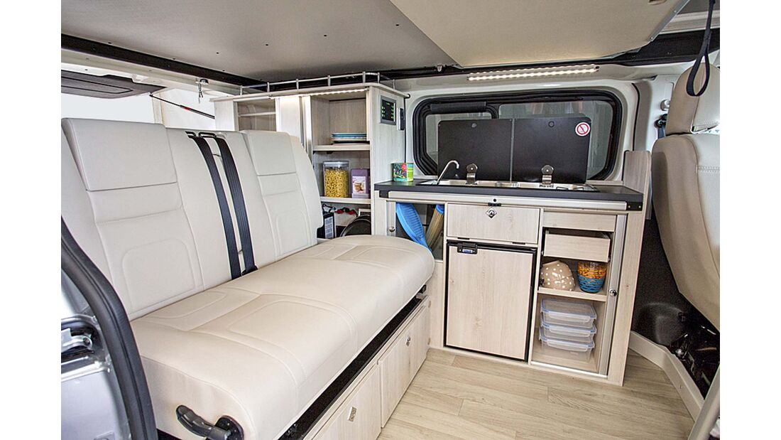 Ahorn Camp Van City