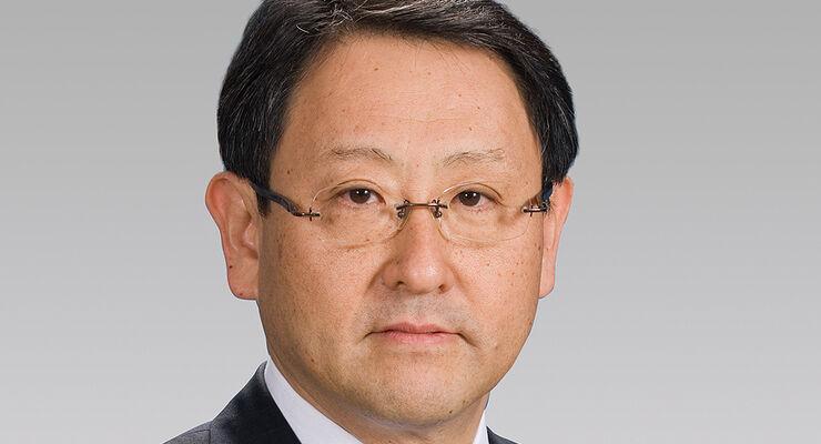 Aiko Toyoda Toyota-Pr�sident