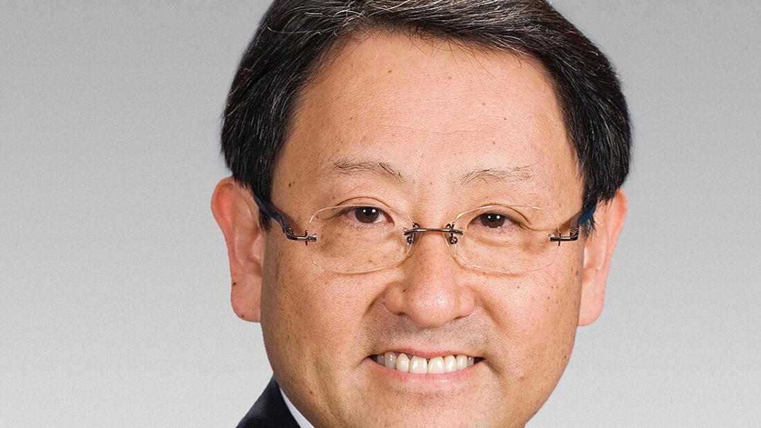 Aiko Toyoda Toyota-Präsident