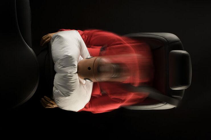 Airbag, Crashtest, Fahrer-Airbag
