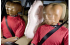 Airbag, Crashtest, Innerer Kopfschutz