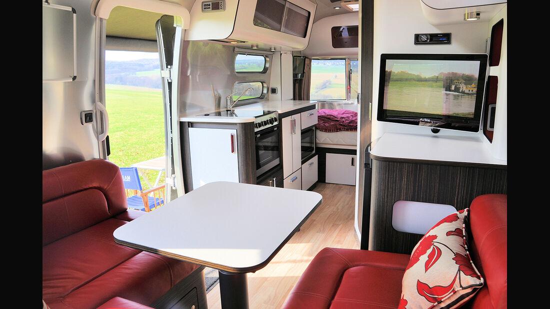 Airstream 534, Wohnwagen