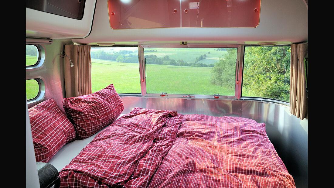Airstream 684, Wohnwagen