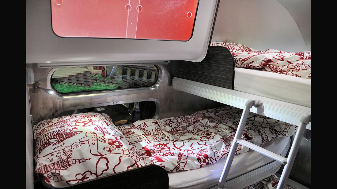 Airstream 685, Wohnwagen