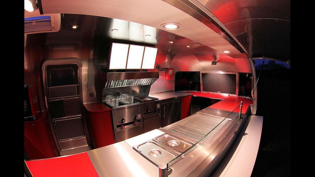 Airstream, Gastrowagen