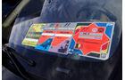 Akkreditierung von Bernie Ecclestone - Formel 1 - GP Belgien - Spa Francorchamps - 23. August 2013