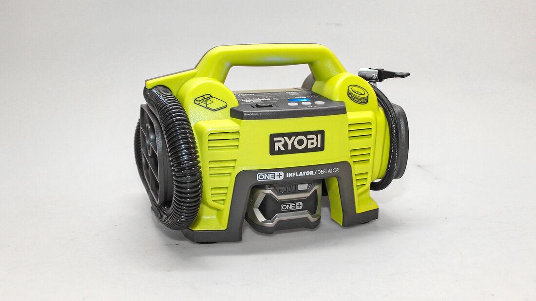 Akku-Kompressoren, Ryobi