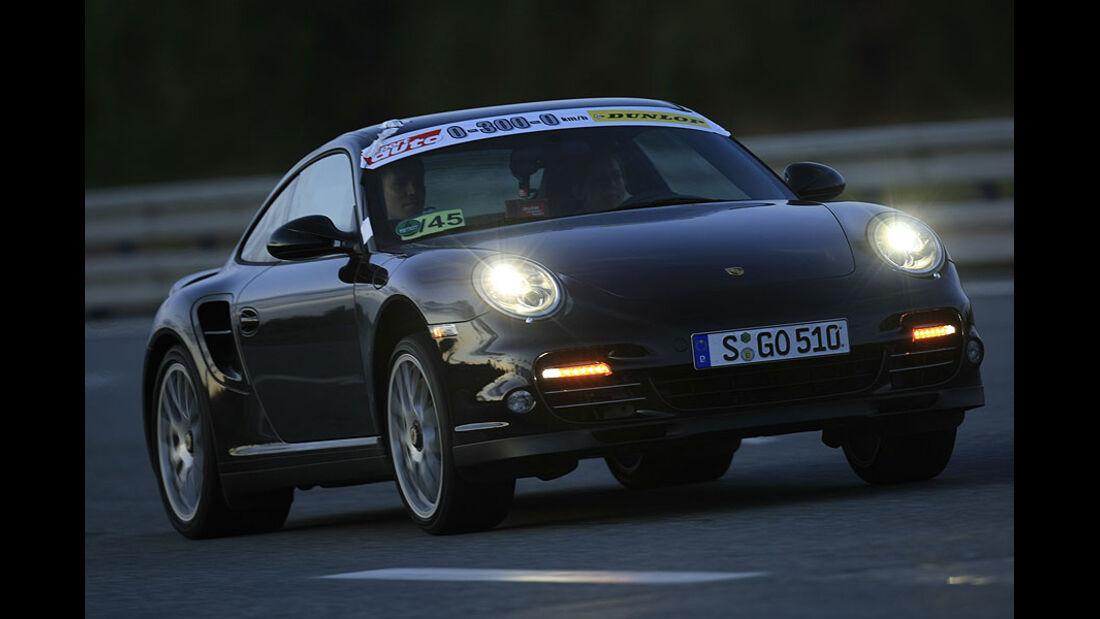 Aktion 0-300-0 2009 Porsche 911 Turbo