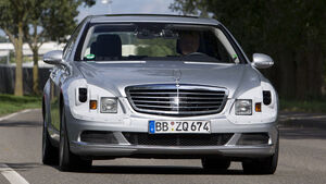 Aktives Fahrwerk, Mercedes Magic Ride