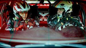 Akyo Toyoda & Tommi Mäkinen