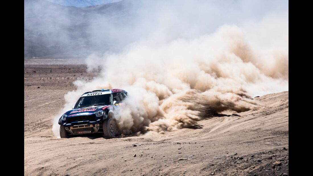 Al-Attiyah - Dakar 2015