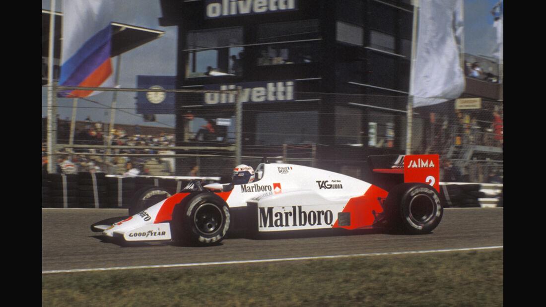 Alain Prost 1985