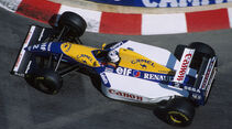 Alain Prost 1993 Williams
