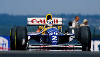 Alain Prost 1993 Williams
