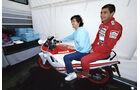 Alain Prost & Ayrton Senna - Bikes der F1-Piloten