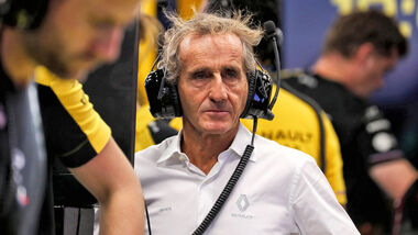 Alain Prost - Formel 1 - 2019