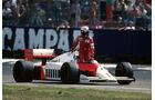 Alain Prost - GP Deutschland 1986