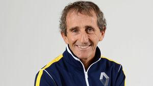Alain Prost - Renault - 2015