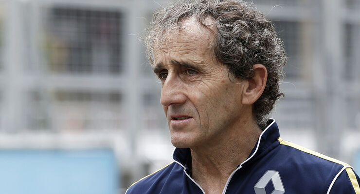 Alain Prost - Renault - 2016