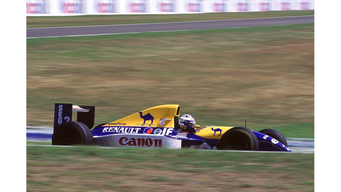 Alain Prost - Williams 1993