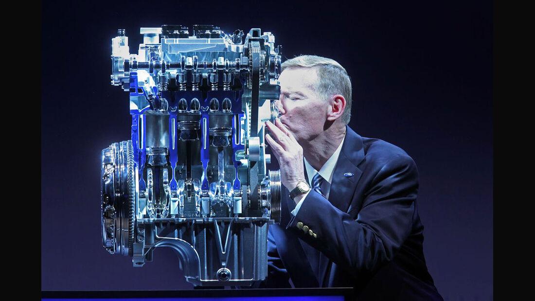 Alan Mulally Ecoboostmotor