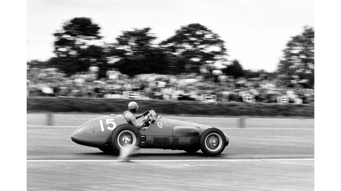 Alberto Ascari - Ferrari 500 - England 1952
