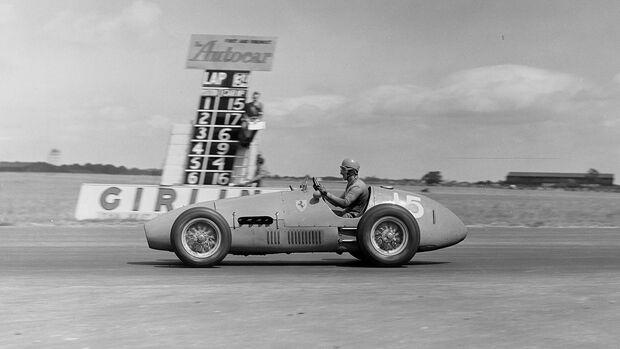 Alberto Ascari - GP England - 1952