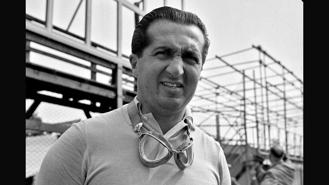 Alberto Ascari - GP Monaco 1955