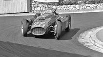 Alberto Ascari - Lancia D 50 - GP Monaco 1955
