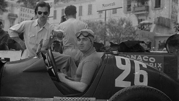Alberto Ascari - Maserati 4CL - Formel 1