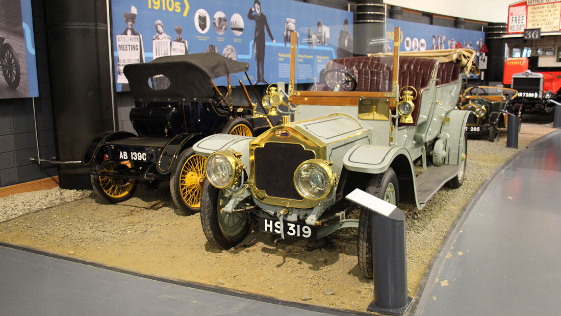 Albion A6 24/30hp im British Motor Museum