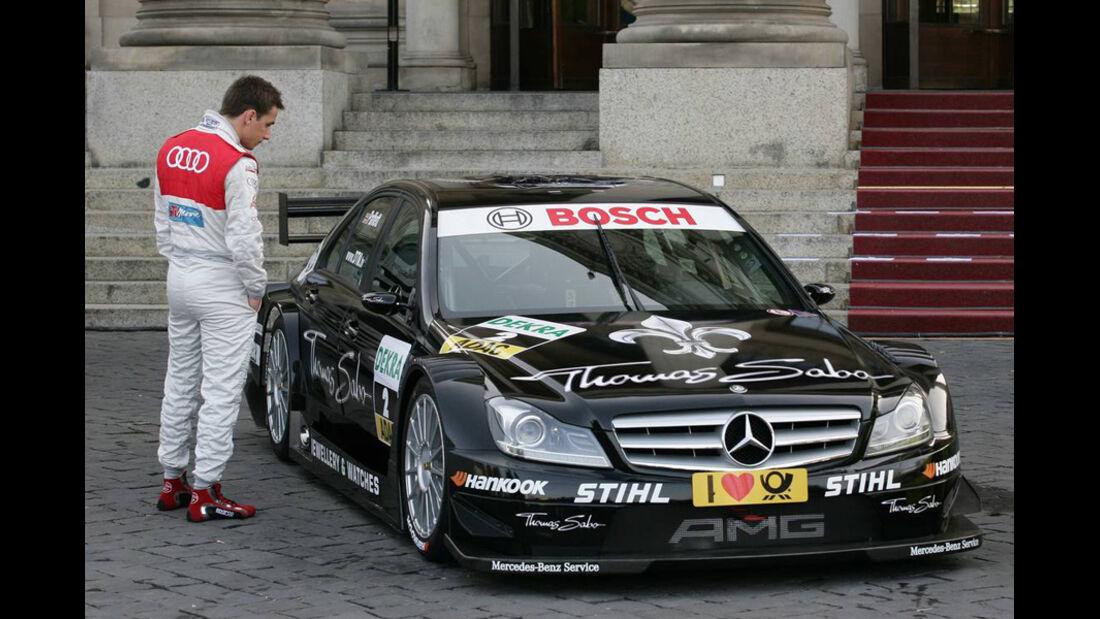 Albuerquerque - DTM Präsentation 2011