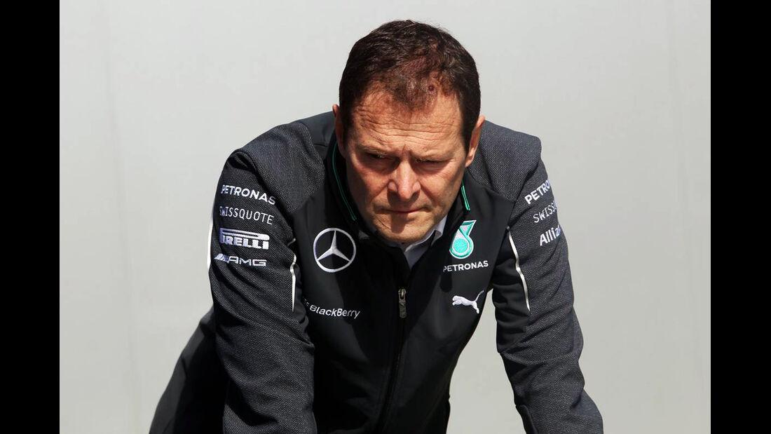 Aldo Costa - Mercedes - Formel 1 - GP Australien - 13. März 2014