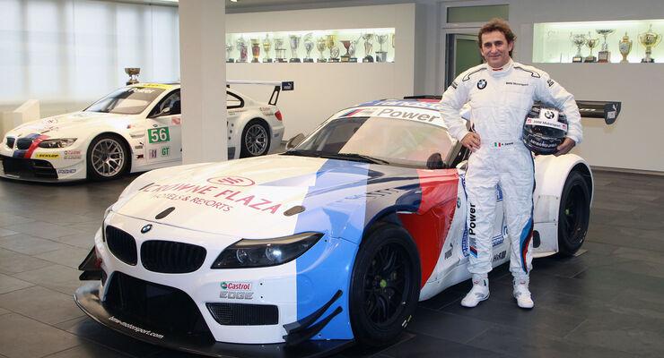 Alessandro Zanardi - BMW 2014