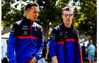 Alex Albon & Danill Kvyat - Toro Rosso - Formel 1 - GP Australien - Melbourne - 14. März 2019