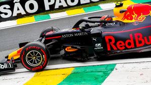 Alex Albon - GP Brasilien 2019