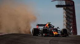 Alex Albon - GP USA 2019
