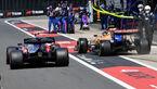 Alex Albon & Lando Norris - GP England 2019
