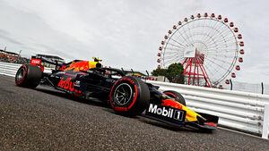 Alex Albon - Red Bull - Formel 1 - GP Japan - Suzuka - 11. Oktober 2019