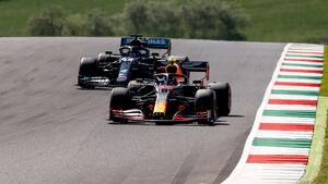 Alex Albon - Red Bull - GP Toskana - Mugello - Formel 1 - 11. September 2020