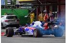 Alex Albon - Toro Rosso - Formel 1 - GP Spanien - Barcelona - 11. Mai 2019