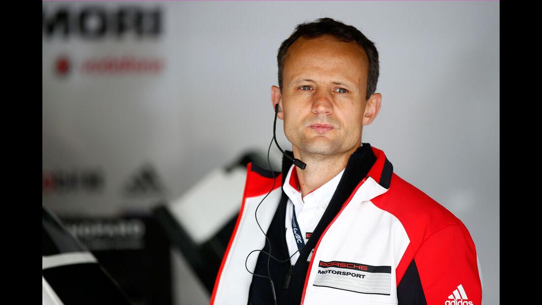 Alex Hitzinger - Porsche - LMP1