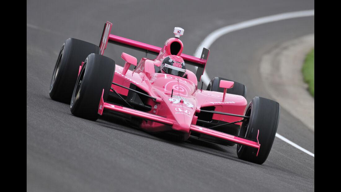 Alex Lloyd - Indycar - Miami - 2009