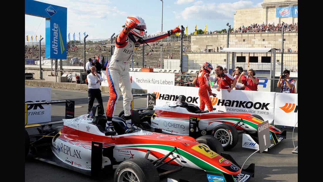 Alex Lynn Formel 3 Norisring