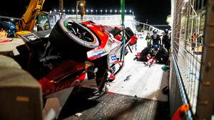 Alex Lynn - Mahindra - Formel E - Riad 2021