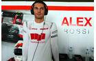 Alex Rossi - Manor - Formel 1 - GP Brasilien- 13. November 2015